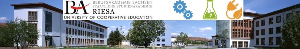 Staatliche Studienakademie Riesa - Studienbereich Technik