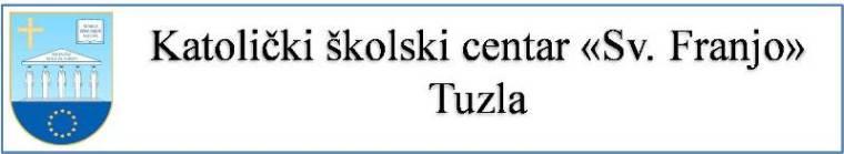 "Katolički Školski Centar ""Sv. Franjo"" Tuzla - Information & Technology Support - Microsoft Imagine Premium"