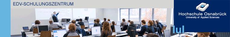 HS Osnabrück - Fakultät IuI - EDV Schulungszentrum