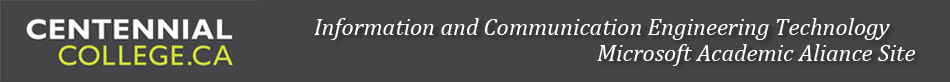 Centennial College of Applied Arts - Engineering - ICET/SETAS