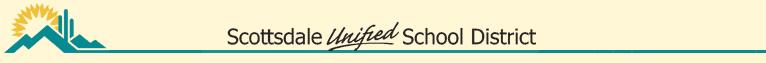 Scottsdale Unified School District