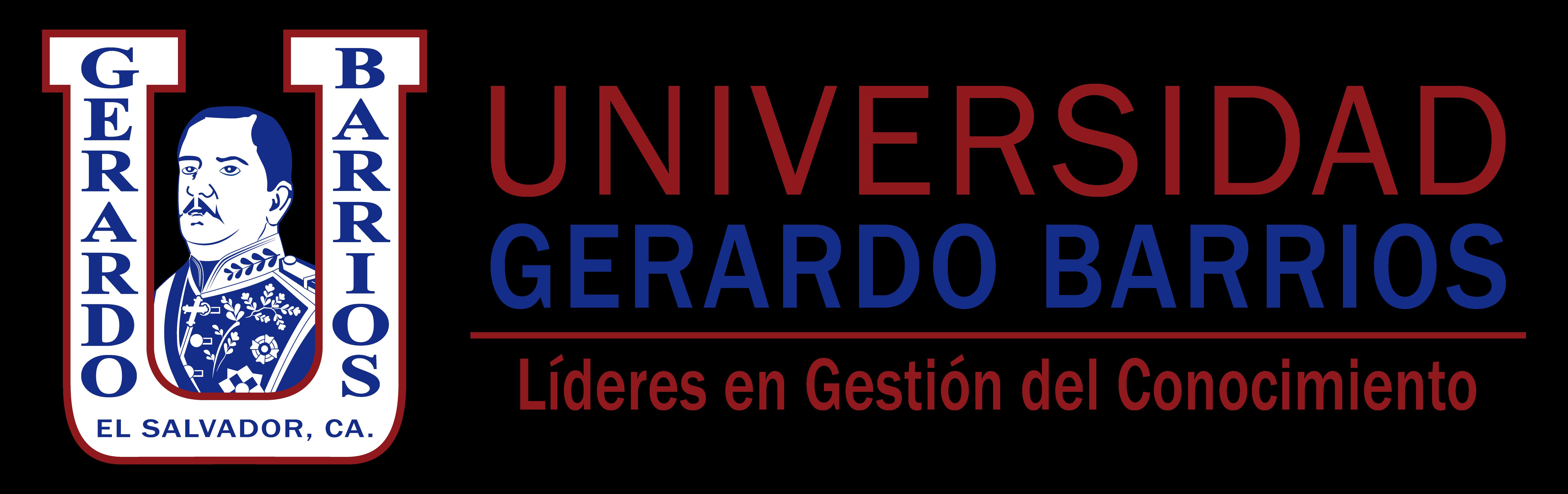 Universidad Gerardo Barrios - Líderes en Gestión del Conocimiento
