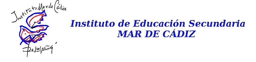 IES Mar de Cádiz - Departamento de Informática