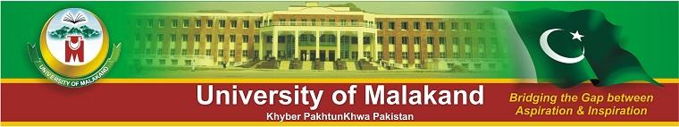 University of Malakand - Islamabad