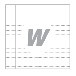 Wipebook Notebook (Ruled with Lumocolor Correctable Pen)