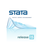 Stata 15 - Small product image