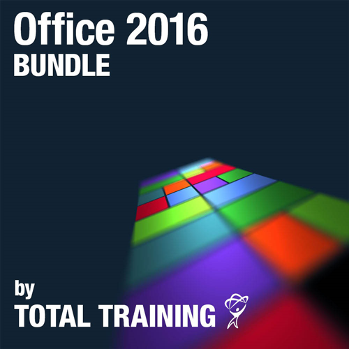 Total Training for Microsoft Office 2016 (12-Month Subscription)
