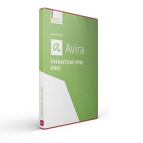 Avira Phantom VPN Pro (3-Month Subscription)