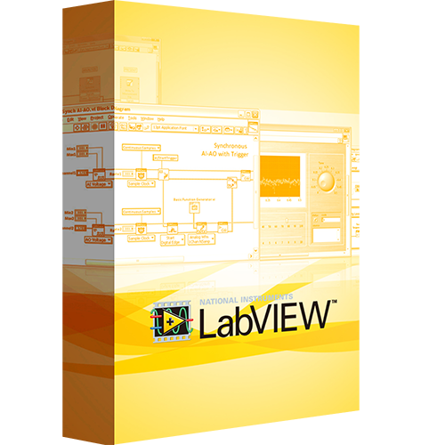 LabVIEW Student Edition Software Suite 2018