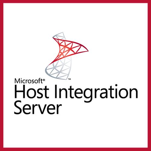 Host Integration Server 2013 Developer Edition 32/64-bit CD (English) - Microsoft Imagine
