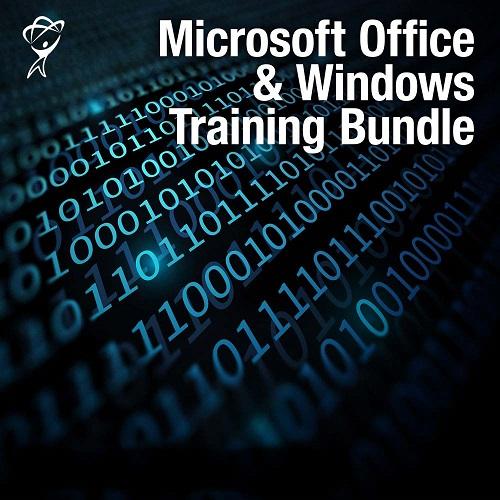 Total Training Microsoft Office & Windows Training (12-Month Subscription)