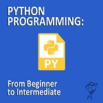 Total Training Python Programming - Small product image