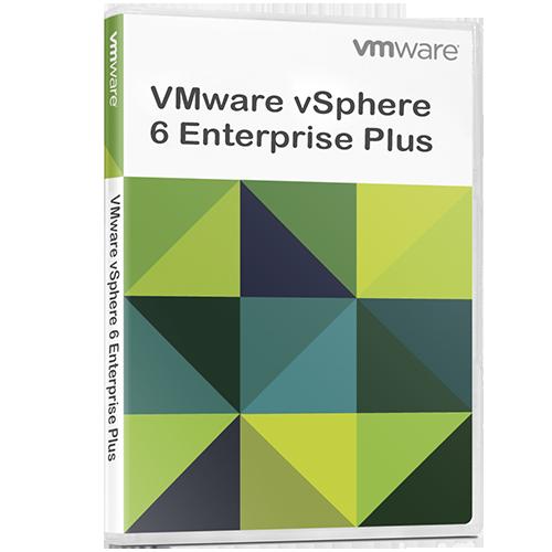VMware vSphere 6 Enterprise Plus