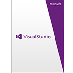 Visual Studio 2017 - Small product image