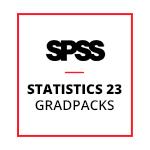 IBM® SPSS® Statistics 23 Grad Pack - Imagen de producto pequeño