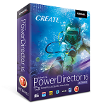 CyberLink PowerDirector 16 - Small product image