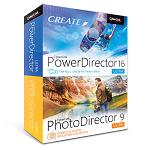 CyberLink PowerDirector 16 & PhotoDirector 9 Combo - Small product image