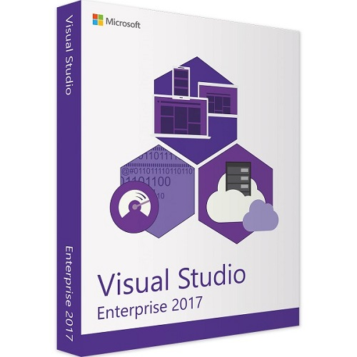 Visual Studio Enterprise 2017 32/64-bit (Multilanguage) - Microsoft Imagine