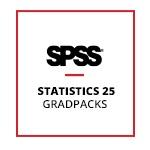 IBM® SPSS® Statistics 25 GradPacks - Petite image de produit