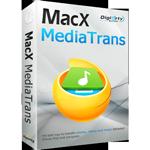 MacX MediaTrans - Kleine Produktabbildung