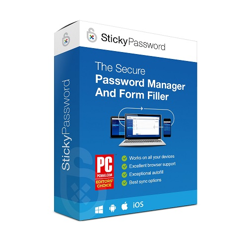 Sticky Password Premium - Lifetime