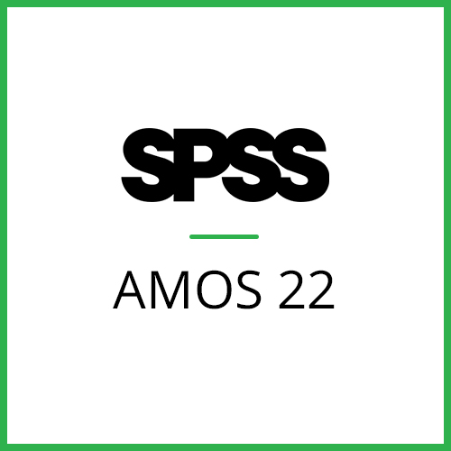 IBM® SPSS® Amos GradPack 22 for Windows (12-Mo Rental)