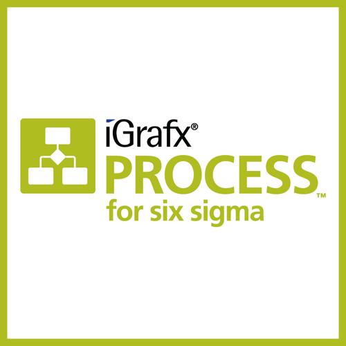 iGrafx Process, Origins Release for Six Sigma (1-Year License)