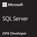 SQL Server 2016 Developer - Imagen de producto pequeño