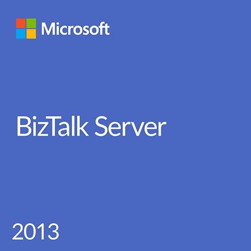 BizTalk Server 2013 R2 Standard Edition 32/64-bit (English) - Microsoft Imagine