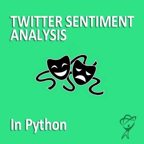 Total Training Twitter Sentiment Analysis - Kleine Produktabbildung