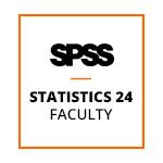 IBM® SPSS® Statistics 24 Faculty Pack - Petite image de produit