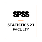 IBM® SPSS® Statistics 23 Faculty Pack - Small product image