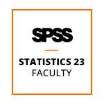 IBM® SPSS® Statistics 23 Faculty Pack - Petite image de produit