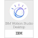 IBM Watson Studio Desktop 12 month Academic Subscription - Small product image