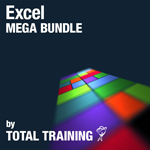 Total Training for Microsoft Excel Mega Bundle - Small product image