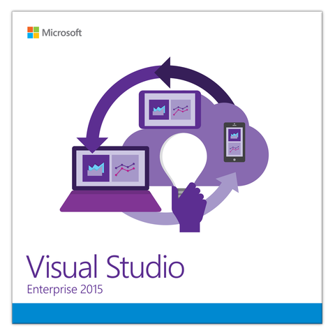 Visual Studio Enterprise 2015 With Update 3 32/64-bit (English) - Microsoft Imagine