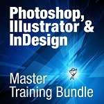 Total Training PhotoShop, Illustrator, InDesign Master - Small product image
