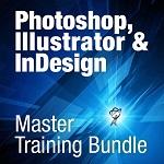 Total Training PhotoShop, Illustrator, InDesign Master - Kleine Produktabbildung