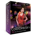 CyberLink ColorDirector 6 - Kleine Produktabbildung