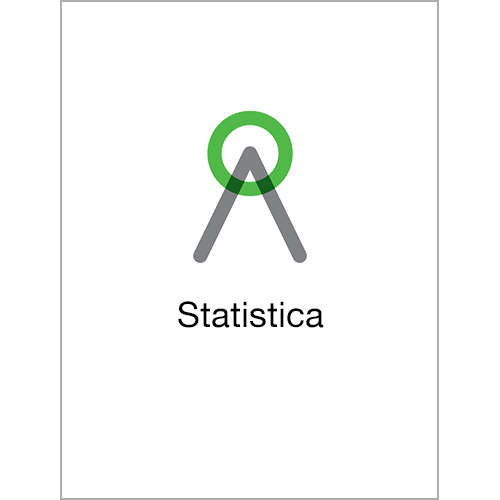Tibco Statistica 13.3 - Ultimate Academic Bundle 32/64-bit (12-Month Rental) (French)