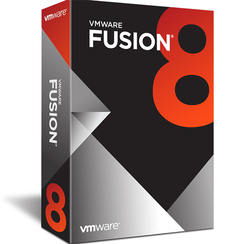 VMware Fusion 8.0 (for Mac OS X)