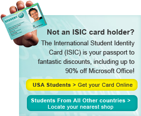 isic sign-in ad